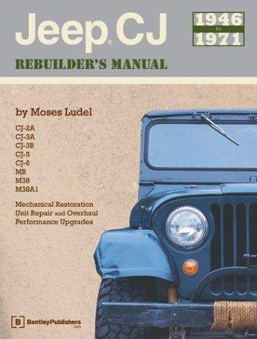 Jeep Cj Rebuilders Manual - 6