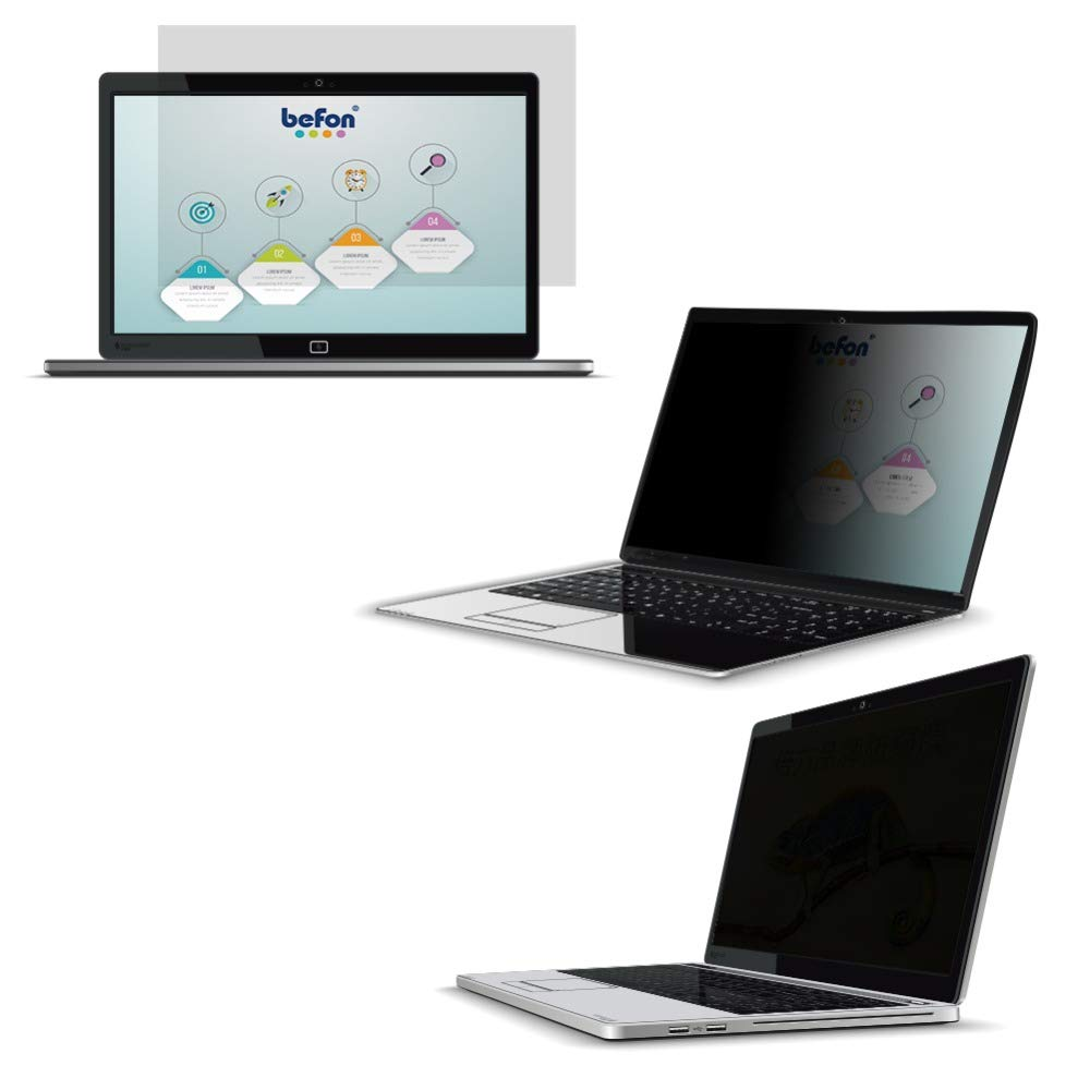 Leze - Premium Privacy Screen Protector Compatible with 14'' ThinkPad T470 T470p T470s T480 T480s Laptop,ThinkPad T470 T470p T470s T480 T480s Privacy Screen Protector by LEZE (Image #6)