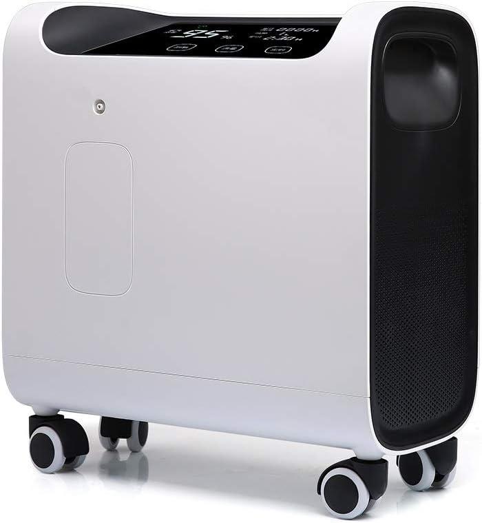 FeiGuo Aire concentrador de oxígeno generador doméstico enfisema ancianos médico con la atomización pantalla pequeña pantalla grande mujer embarazada concentración alta de oxígeno portátil máquina de