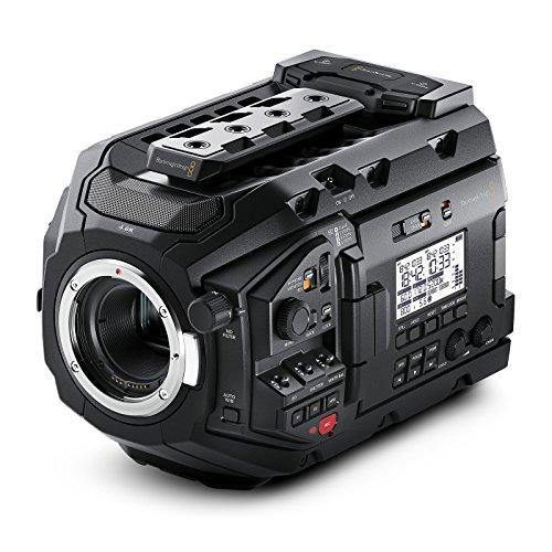 (Blackmagic Design URSA Mini Pro 4.6K Camera with EF Mount, External Camera Controls)