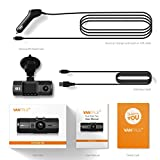 Vantrue-N2-Dual-Dash-Cam-1080P-FHD-HDR-Front-and-Back-Wide-Angle-Dual-Lens-15-LCD-In-Car-Dashboard-Camera-DVR-Video-Recorder-with-G-Sensor-Parking-Mode-Super-Night-Vision