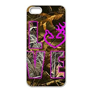 Browning LOVE Phone Case for iPhone 5S Case