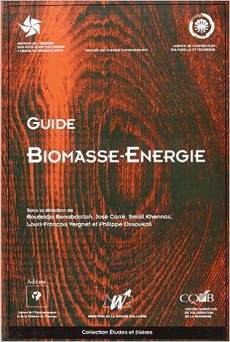 Lire en ligne guide biomasse energie epub, pdf