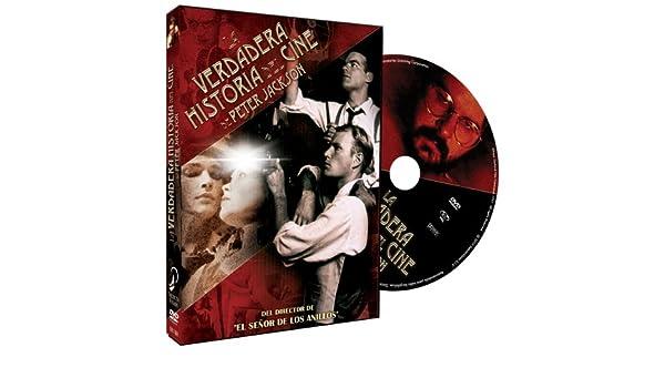 La Verdadera Historia Del Cine De Peter Jackson [DVD]: Amazon.es: Peter Jackson, Johnny Morris, Costa Botes, Harvey Weinstein, Leonard Maltin, Sam Neill, ...