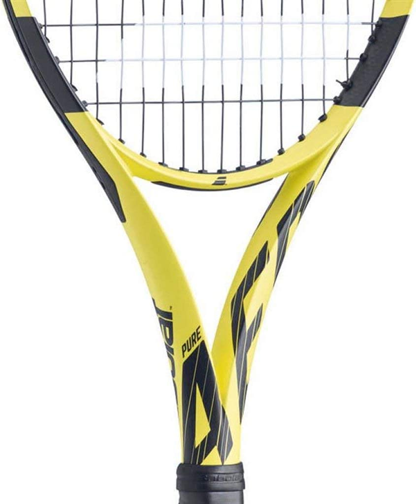 Controllable with Quality String Babolat 2019 Pure Aero Lite Tennis Racquet Light Terrific Powerful