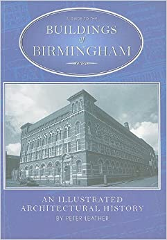 Book The Buildings of Birmingham