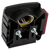 Blazer C7425 LED Square Trailer Light Kit with
