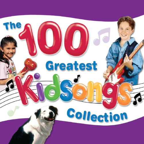 The 100 Greatest Kidsongs Coll...