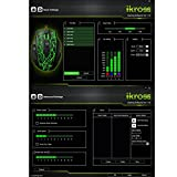 iKross G1 2500 DPI Programmable Gaming Mouse - 4-Color LED Backlit/Omron Micro Switches for Grand Theft Auto V