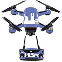 Skin for DJI Spark Mini Drone Combo - Tokyo| MightySkins Protective, Durable, and Unique Vinyl Decal wrap cover | Easy To Apply, Remove, and Change Styles | Made in the USA