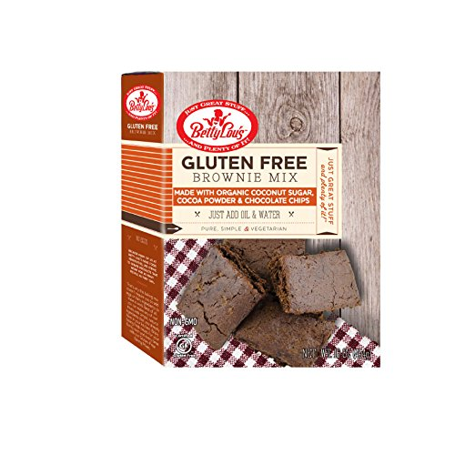 Betty Lou's Gluten Free Brownie Mix, 16 Ounce