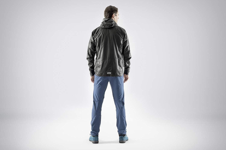 S GORE WEAR H5 Homme Pantalon Partial GORE-TEX INFINIUM Bleu fonc/é