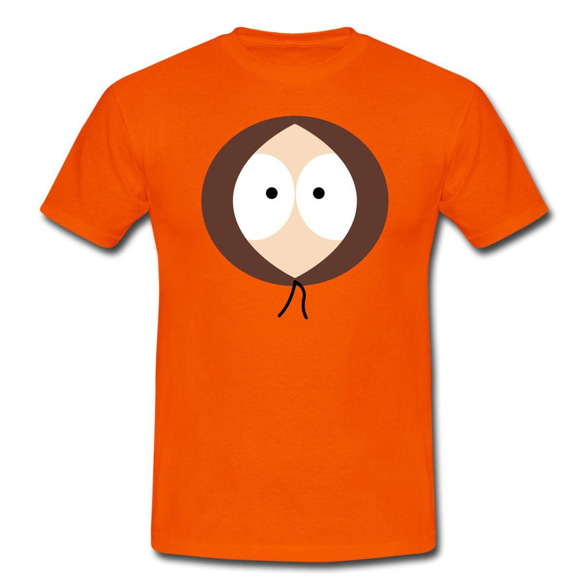 T-shirt uomo Kenny, South Park serie tv animazione cartone animato inspired