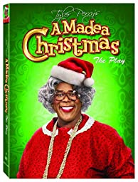 Tyler Perry\'s A Madea Christmas - The Play [DVD]