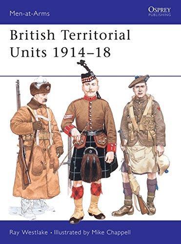 Download British Territorial Units 1914–18 (Men-at-Arms) pdf