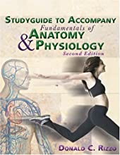 Study Guide for Rizzo's Fundamentals of Anatomy and Physiology, 2nd (Paperback)