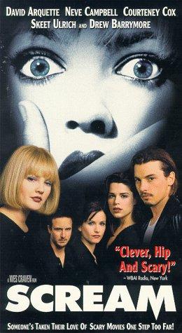 Scream [VHS] -