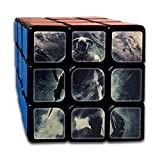 The Elder Scrolls V Skyrim 33 Cube Hand Game Finger Toy Great Gift For ADD, ADHD, Anxiety And Autism Adult Children
