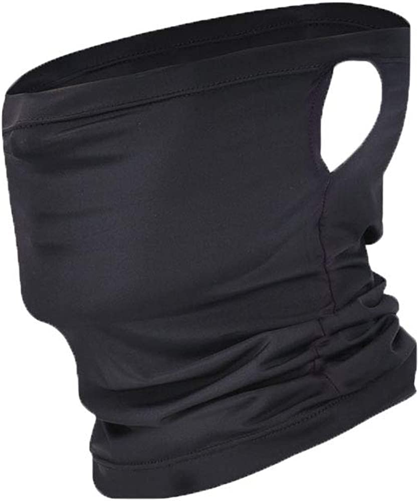Binudum Neck Gaiter UPF 50+ Ice Cold Face Mask for Dust, Outdoors, Festivals, Sports