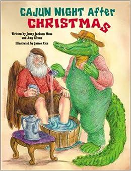 Cajun Night After Christmas (The Night Before Christmas Series ...