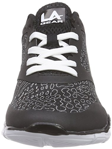 black Gear Zapatilla Laguna Schwarz a Negro Baja Mujer 06 L q8C5STaWw