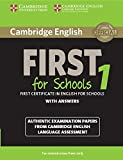 Cambridge english first for schools. For updated exam. Student's book. With answer. Per le Scuole superiori. Con espansione online: Cambridge English ... Book with Answers (FCE Practice Tests)