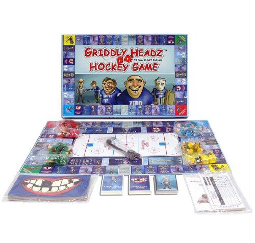 Headz Hockey Family Fun Strategy Game