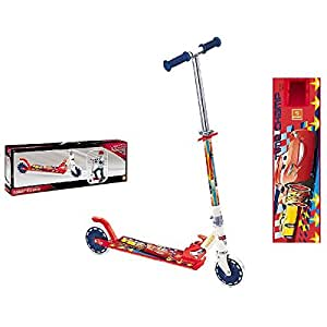 Mondo Disney Cars Two Wheel Scooter (Red 0701008)