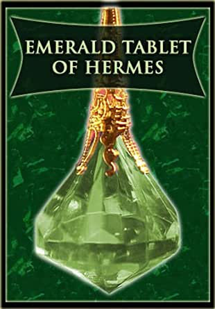 Amazon.com: Emerald Tablet of Hermes eBook: Hermes