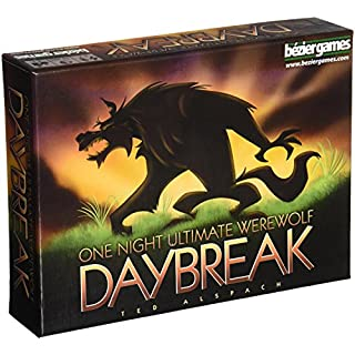 Bezier Games One Night Ultimate Werewolf Daybreak