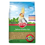 Kaytee Exact Natural Nutritional Diet for Cockatiel, 3-Pound, My Pet Supplies
