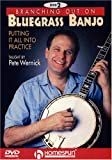 DVD-Branching Out on Bluegrass Banjo 2