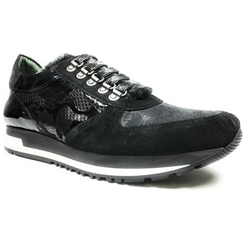 Black Women's Fashion Dorking Dorking Trainers Women's Black Fashion Trainers T5n1xqSw14