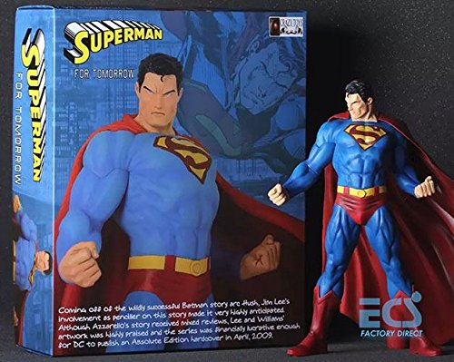 Action DC Comics 1/6 Statue Figure Man of Steel (with retail box)