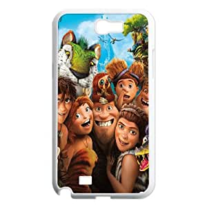 Custom Phone Case The Croods For Samsung Galaxy Note 4 N9100 NC1Q02629