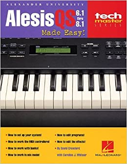 Book Alesis QS Made Easy!: 6.1 thru 8.1 by Crawford, David, Whitear, Caroline J. (2001)