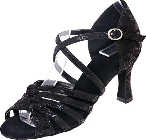 CFP Noir noir femme Salon de Danse p1ZqOrp