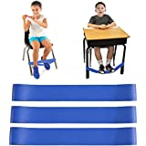 Chair Bands for Kids with Fidgety Feet, Alternative Seating in Classrooms, for Kids with Sensory ADHD ADD Autism and…