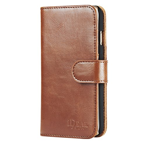 iDeal of Sweden Magnet Wallet+ for iPhone 7 - Stylish with Card Slots and Detachable Case Included