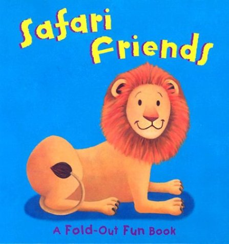 Safari Friends (Fold-out Fun)