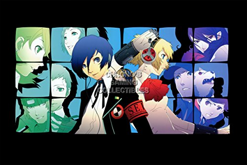 Persona CGC Huge Poster Glossy Finish 3 PS2 PSP - PER303 (24