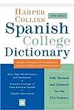 HarperCollins Spanish College Dictionary, HarperCollins Publishers Ltd. Staff, 0060733802