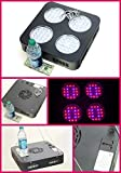 Neutron Star Labs LED Grow Lamp 252 Watt Hanging Light Panel For Max Plant Germinating, Flowering and Budding Review