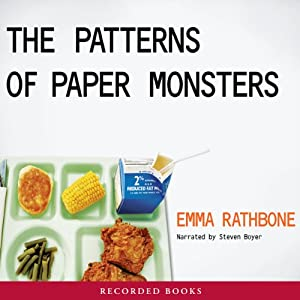 The Patterns of Paper Monsters Audiobook