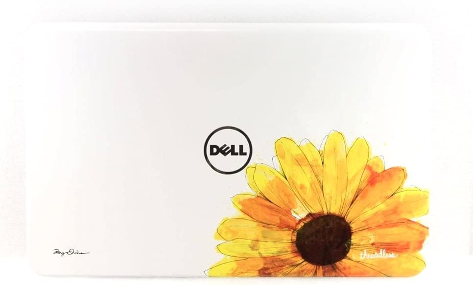 "Dell Inspiron 15R N5110 15.6"" Design Studio Daisy Switchable Back Lid V25JH"