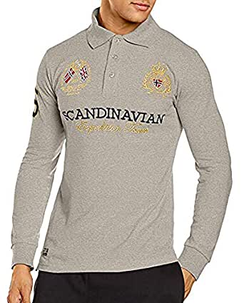 Geographical Norway Kevin LS Men Polo para Hombre: Amazon.es: Ropa ...