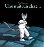 Une nuit, un chat--