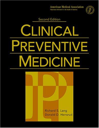 Clinical Preventive Medicine
