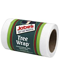 Jobe's Tree Wrap for Tree Trunk Protection (Reflects Heat a...