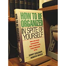 Amazon sunny schlenger books biography blog audiobooks kindle how to be organized in spite of yourself fandeluxe Images